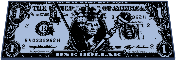 Long live the King: Der US-Dollar regiert die Welt!