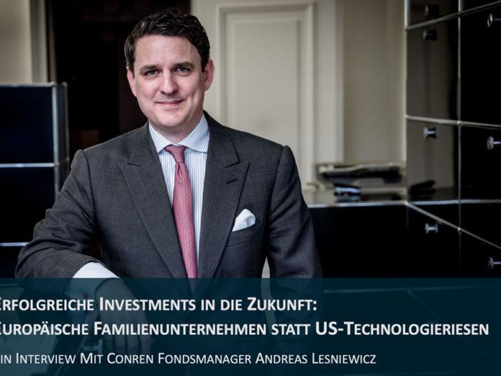 Erfolgreiche Investments in die Zukunft: Europäische Familienunternehmen statt US-Technologieriesen